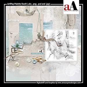 ArtPlay Palette Swell