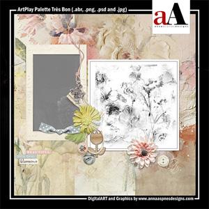 ArtPlay Palette Très Bon
