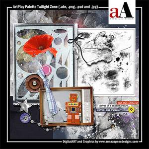 ArtPlay Palette Twilight Zone