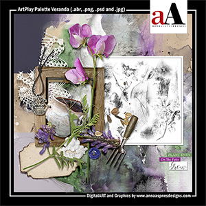 ArtPlay Palette Veranda