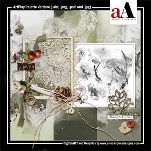 ArtPlay Palette Verdure
