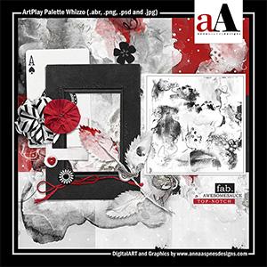 ArtPlay Palette Whizzo