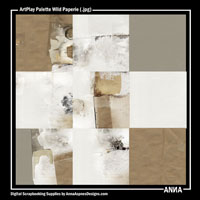 Artplay Palette Wild Paperie