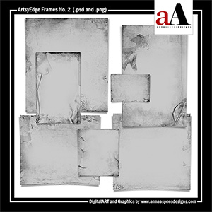 ArtsyEdge Frames No. 2