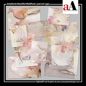 ArtsyKardz Bountiful MultiPack
