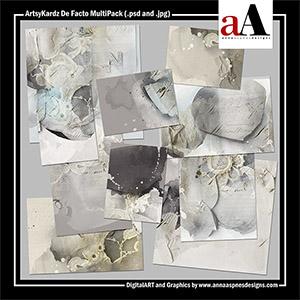 ArtsyKardz De Facto MultiPack
