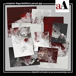 ArtsyKardz Magoa MultiPack