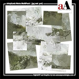 ArtsyKardz Moira MultiPack