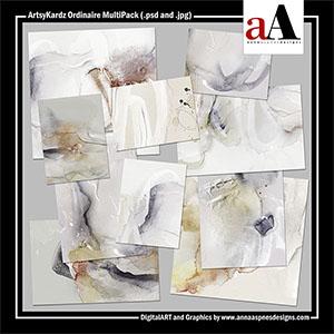 ArtsyKardz Ordinaire MultiPack