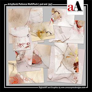 ArtsyKardz Patience MultiPack