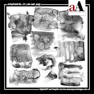 ArtsyPaint No. 12