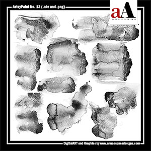 ArtsyPaint No. 13