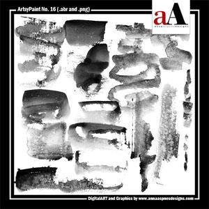 ArtsyPaint No. 16
