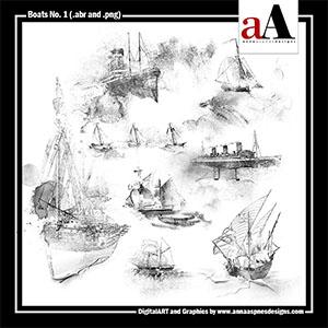 Boats No. 1
