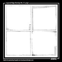 Layered Edge Overlays No. 2
