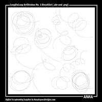 LoopDaLoop ArtStrokes No. 1