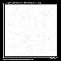 LoopDaLoop ArtStrokes No. 4