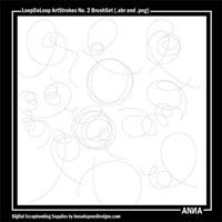 LoopDaLoop ArtStrokes No. 2