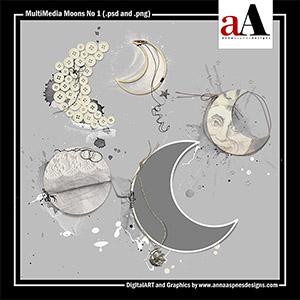 MultiMedia Moons No 1
