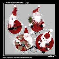 MultiMedia Santa Claus No. 1