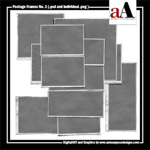 Postage Frames No. 2