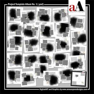 Project Template Album No. 1
