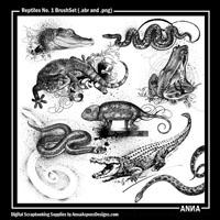 Reptiles No. 1