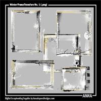 Winter FrameTransfers No.1