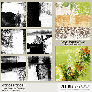 Paper Templates - Hodge Podge 1