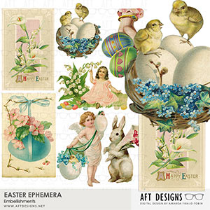Easter Ephemera