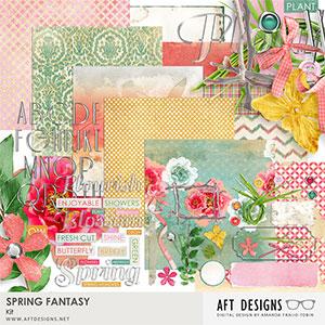 Spring Fantasy Kit