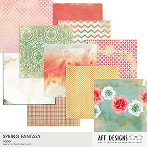 Spring Fantasy Papers