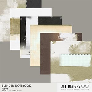 Blended Notebook Papers