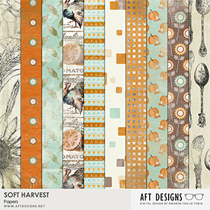Soft Harvest Papers