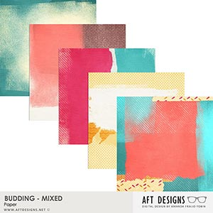 Budding Mixed Papers