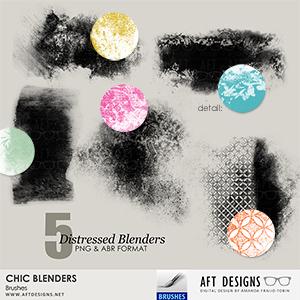 Brush Set: Chic Blenders