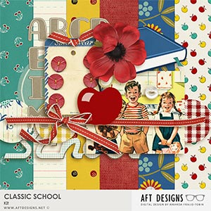 Classic School Kit