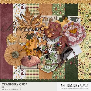Cranberry Crisp Kit