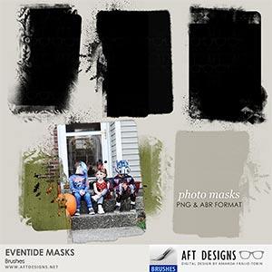 Brush Set: Eventide Masks
