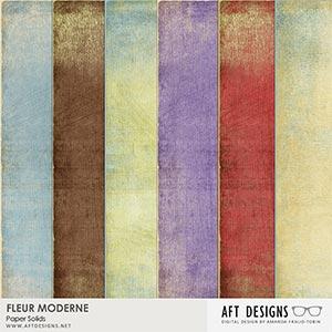 Fleur Moderne Paper Solids