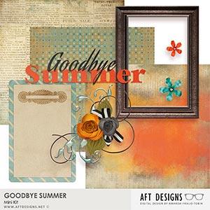 Goodbye Summer Mini Kit