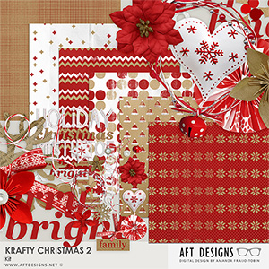 Krafty Christmas 2 Kit
