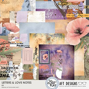 Letters and Love Notes Kit