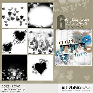 Paper Templates - Bokeh Love