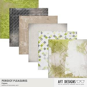 Peridot Pleasures Paper