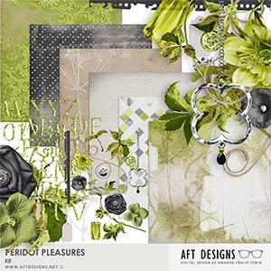 Peridot Pleasures Kit