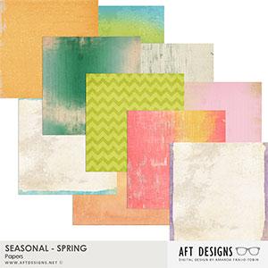 Seasonal: Spring Papers