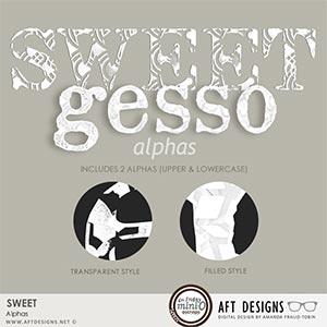 Sweet Gesso Alphas