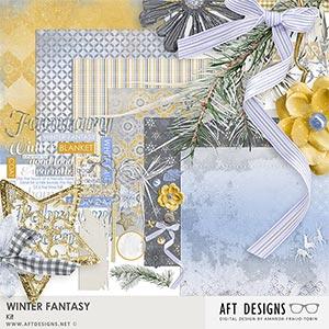 Winter Fantasy Kit