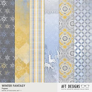 Winter Fantasy Papers